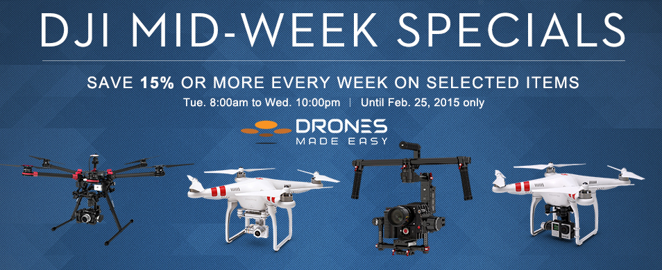 Drones Made Easy Sale San Diego
