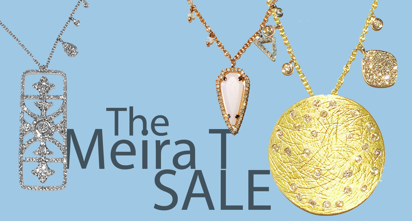 Merira T jewelry on sale