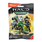 Mega Construx Halo Maf X Series Spartan MK IV, Blind Pack, Style May Vary (Color: Multi)