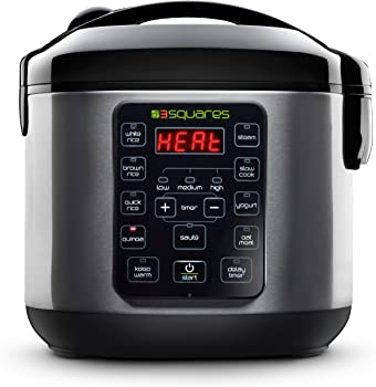 Time Machine 20-Cup/4-Quart Rice Cooker