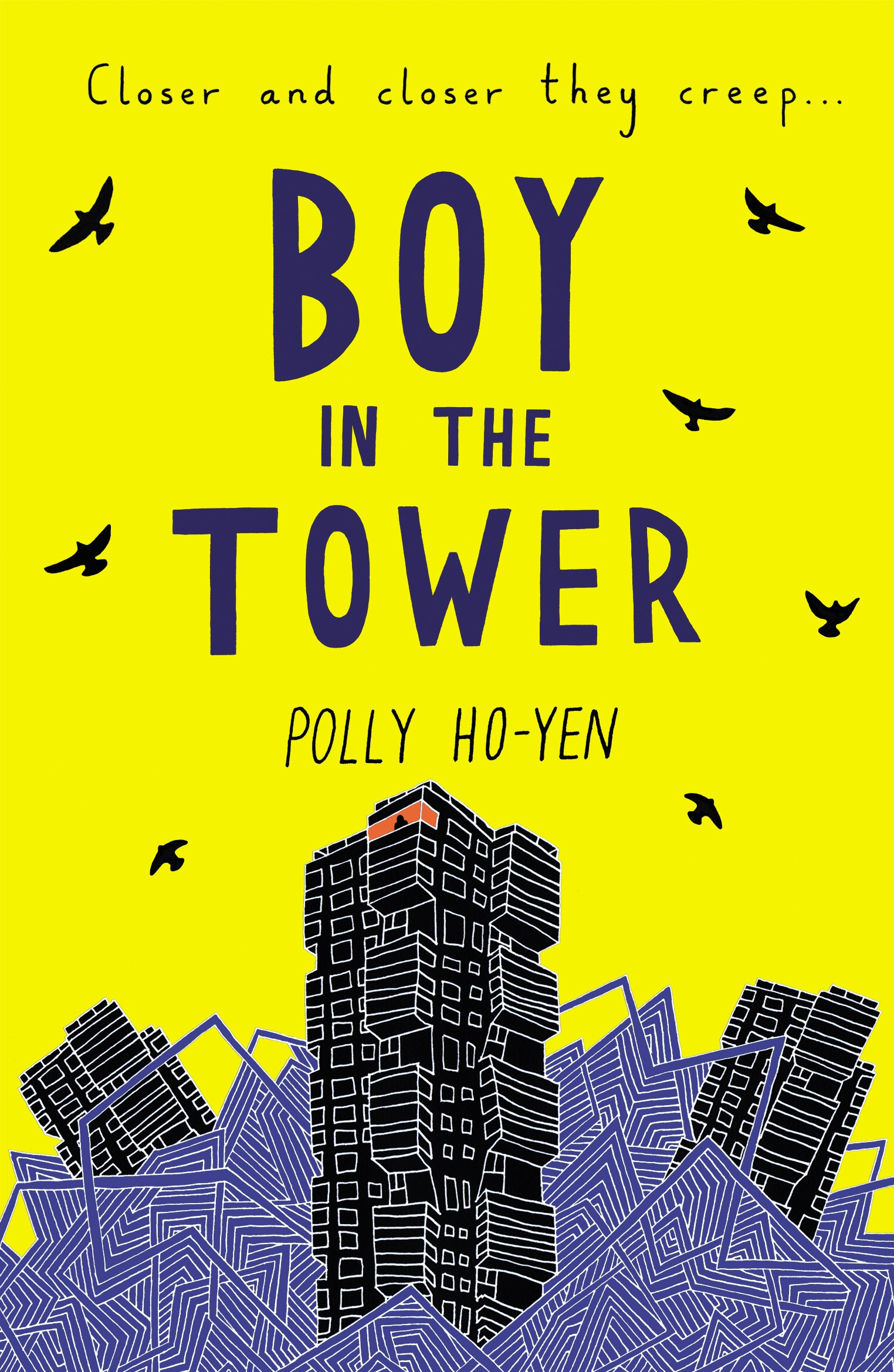 Buy BOY IN THE TOWER by Polly Ho-Yen