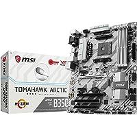 MSI B350M Tomahawk Arctic AM4 ATX Motherboard