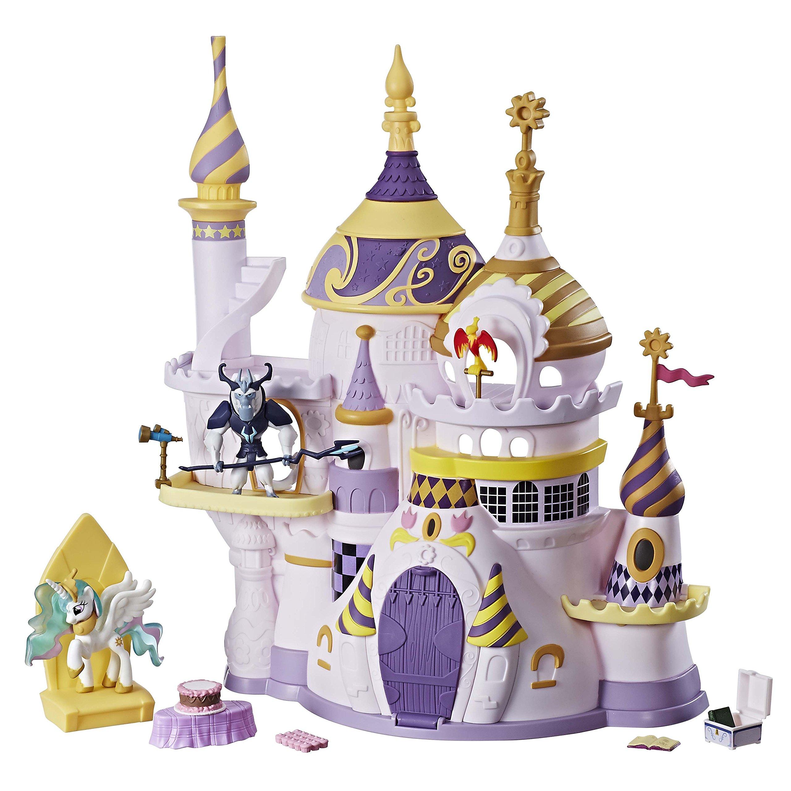 Friendship Magic My Little Pony Castle
