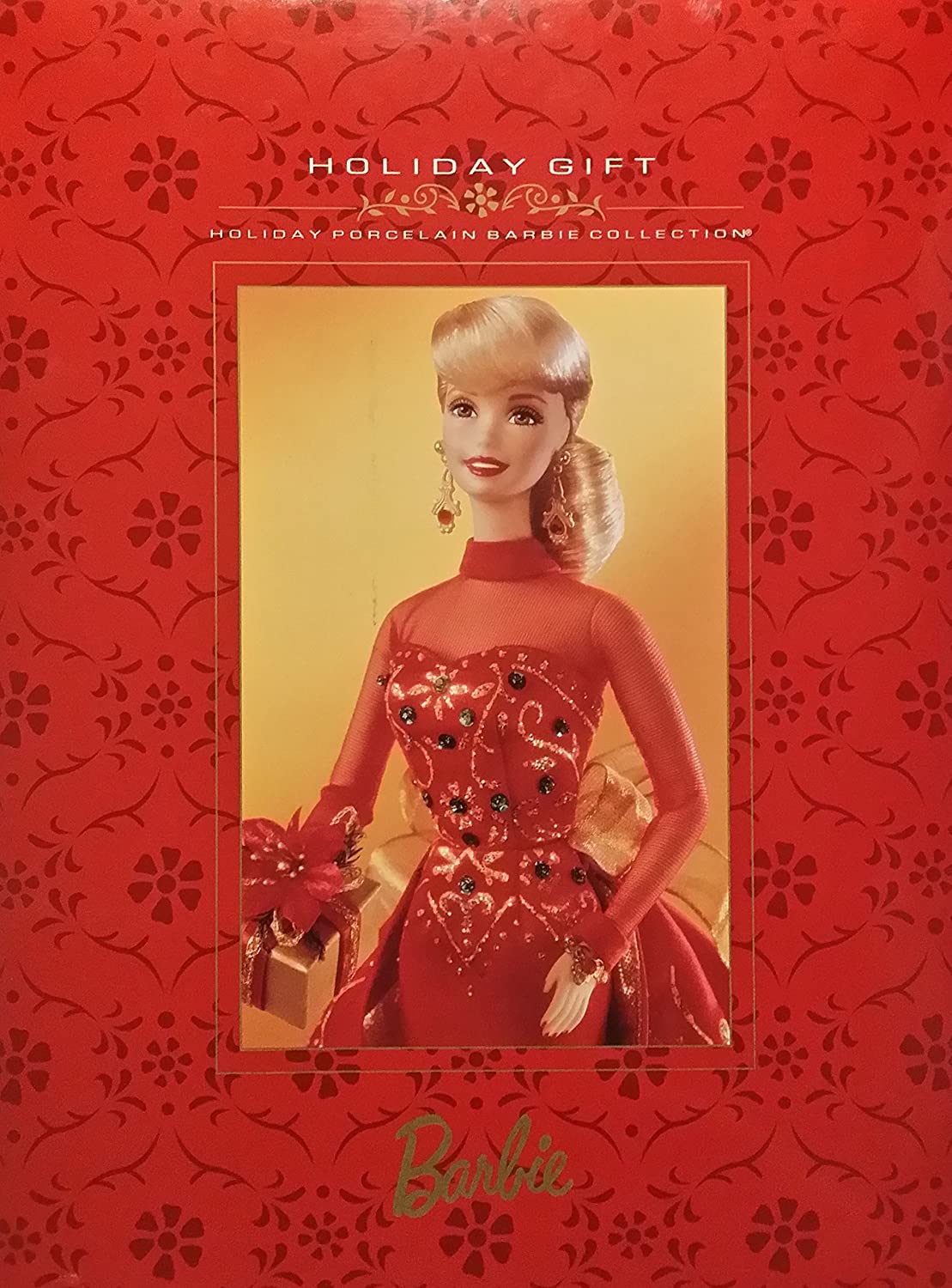 Holiday Gift Porcelain Barbie 1998 bestellen