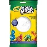 Crayola Model Magic White, Modeling Clay Alternative, 4 oz (Color: White)