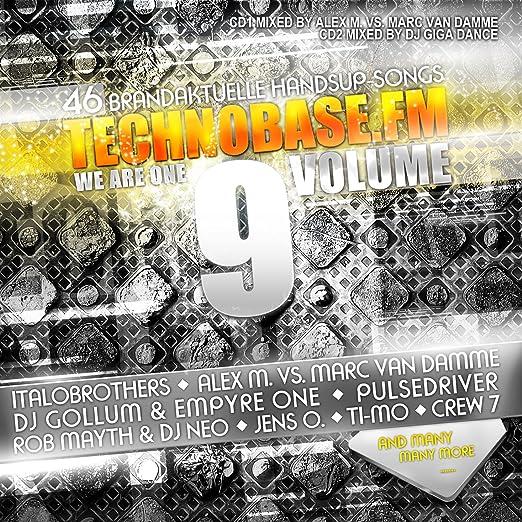 Various Artists-Technobase.FM Vol. 9