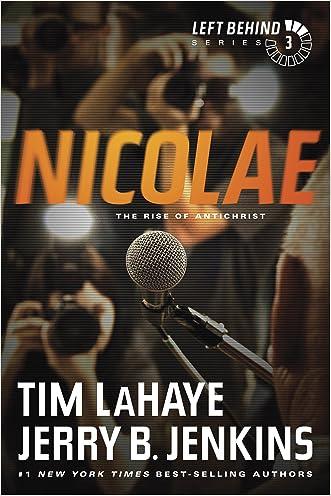 Nicolae (Left Behind, No. 3) written by Tim LaHaye