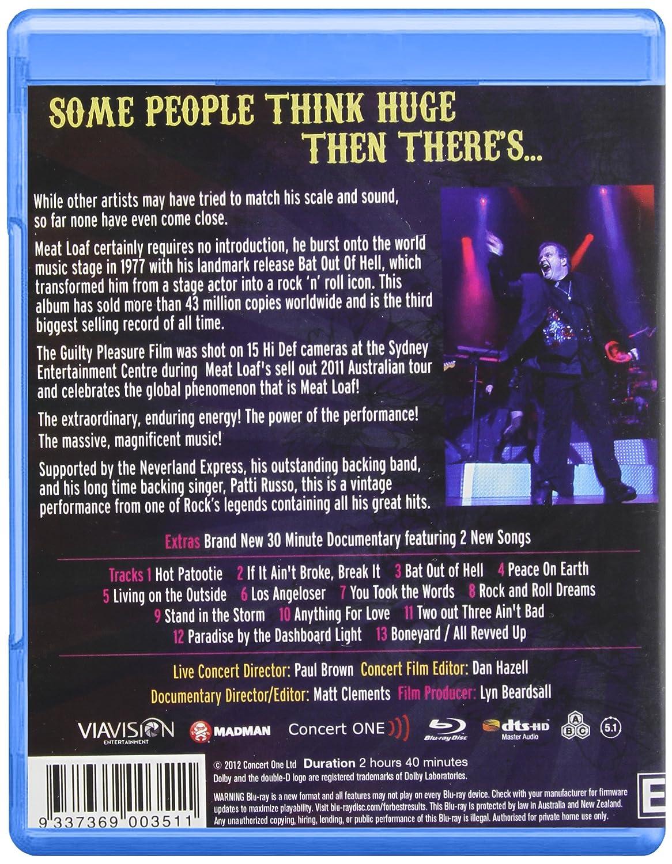 Live in Sydney [Blu-Ray] [Blu-Ray Disc]