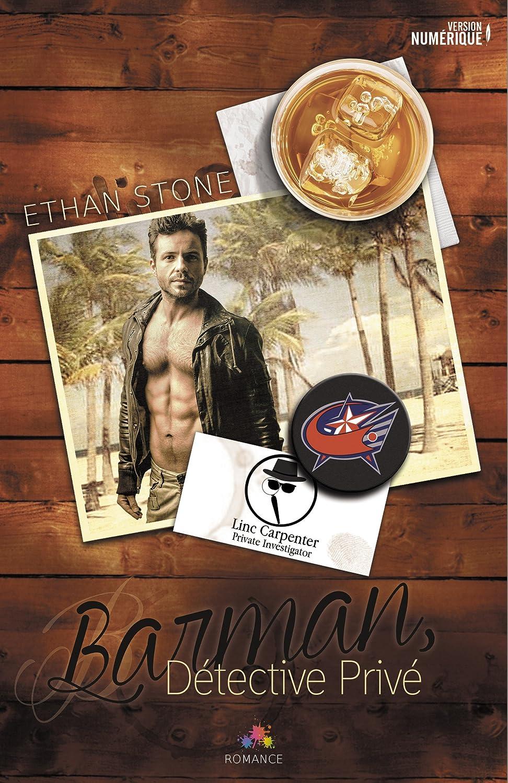 Barman & Détective Privé [Format Kindle] Ethan Stone