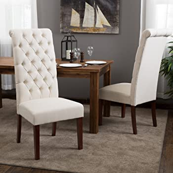 2-Pack Best Selling Tufted Dining Chair
