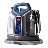 BISSELL SpotClean ProHeat 5207N Portable Deep Cleaner, Blue (Color: Blue)