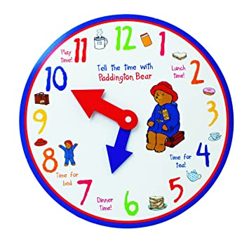 Paddington Bear PA1252 Óra