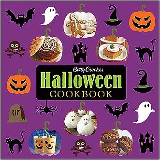 Betty Crocker Halloween Cookbook (Betty Crocker Cooking) written by Betty Crocker