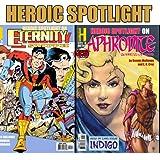 Heroic Spotlight (Issues) (6 Book Series)