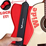 Ezgauge Contour Gauge With Lock | Master Outline Gauge Upgraded 2019 | Locking Mechanism Shape Duplicator | Instant Template Ez Profile Tool | Wide 10 Inch | Easy Tiling Carpentry Ruler | Momenturn (Color: Red With Lock, Tamaño: Wide 10 Inch)