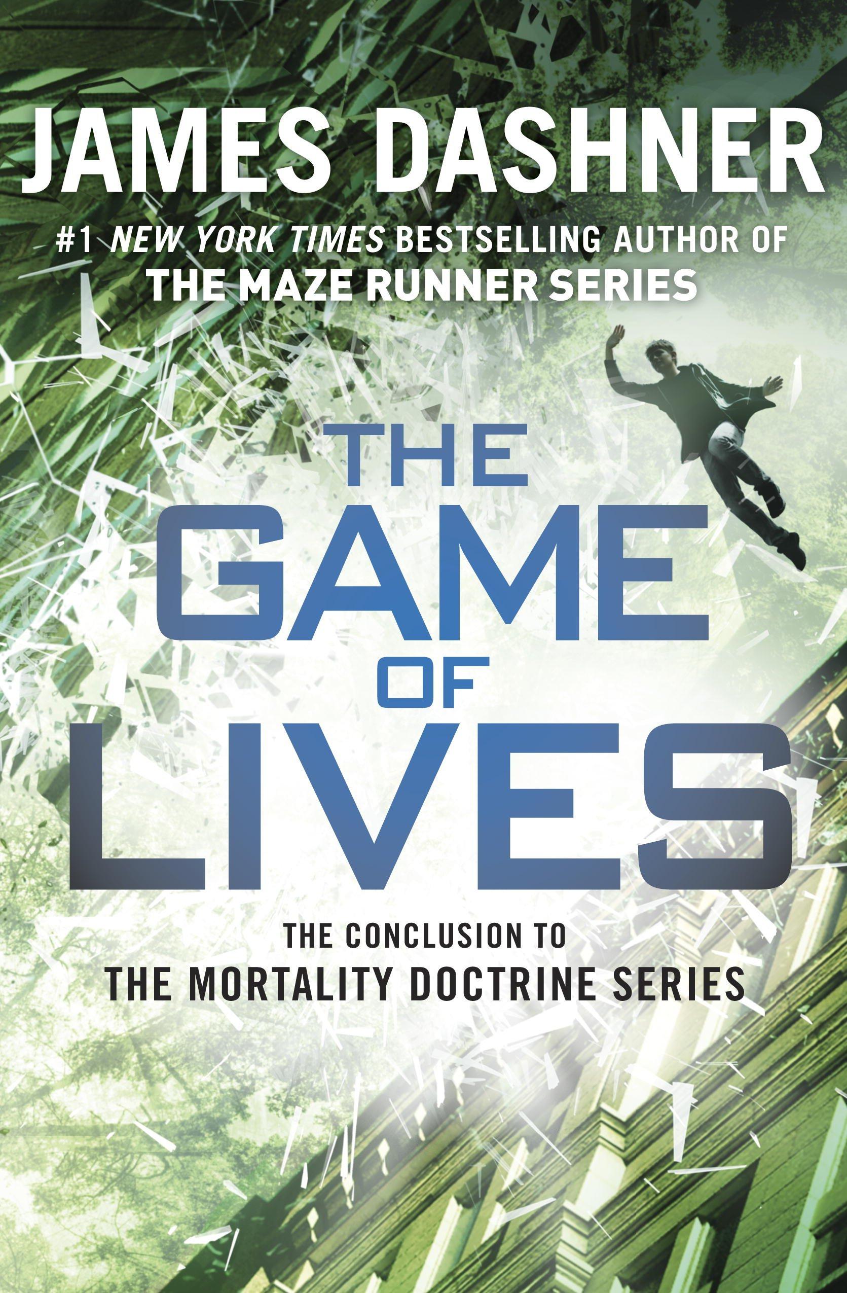 Game of Lives - James Dashner