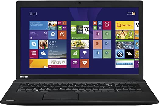 Toshiba Satellite C70D-B-345 Notebook