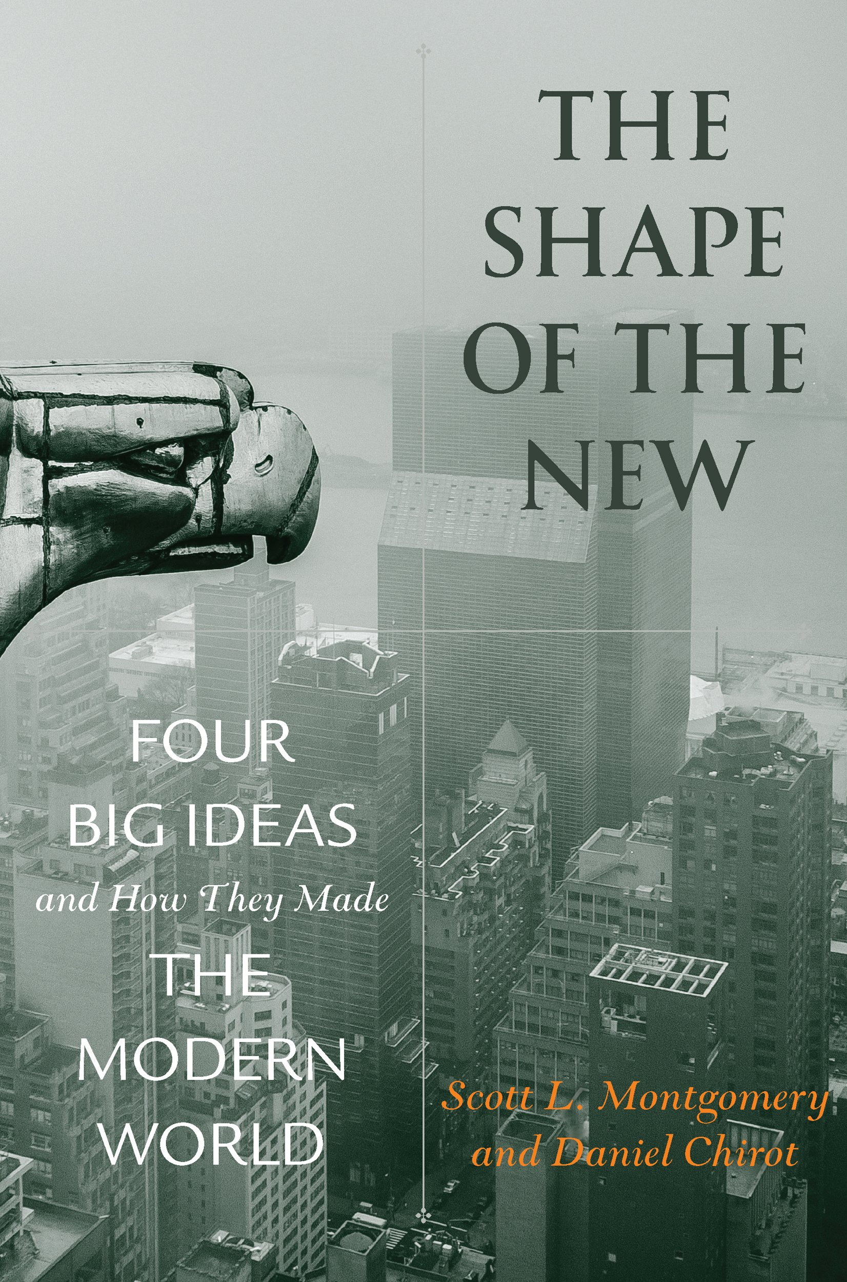 The Shape of the New ISBN-13 9780691173191