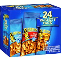 Planters Nut 24 Count Variety Pack, 2 Lb 8.5Oz.