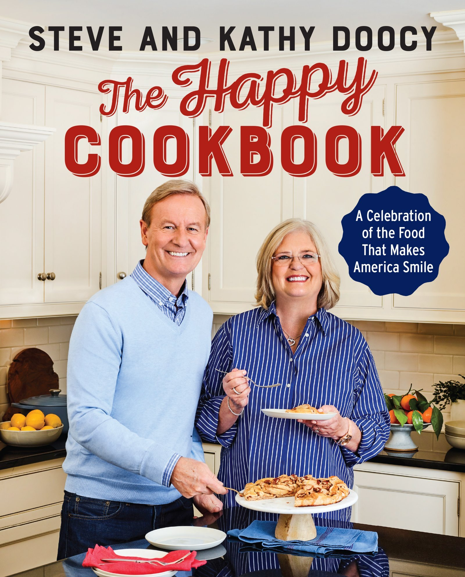 Happy Cookbook 9780062838940/