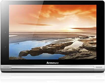 """Lenovo Yoga Tablet HD+ B8080 3G Tablette tactile 10,1"""" (25,65 cm) QC APQ8028 1,6 GHz 16 Go Androïd Jelly Bean 4.3 Wi-Fi Argent"""