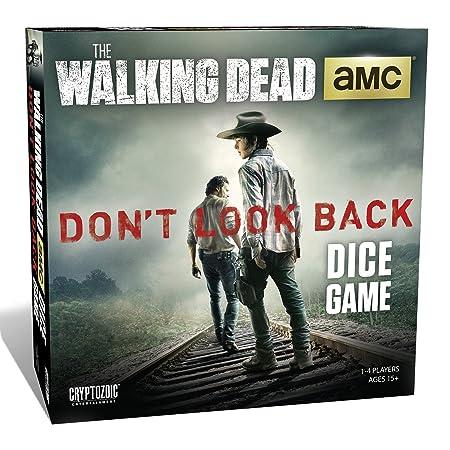 Walking Dead - 330353 - Jeu De Cartes/dés - Don't Look Back