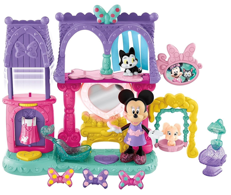 Minnie Mouse Bowtique Pampering Pets Salon