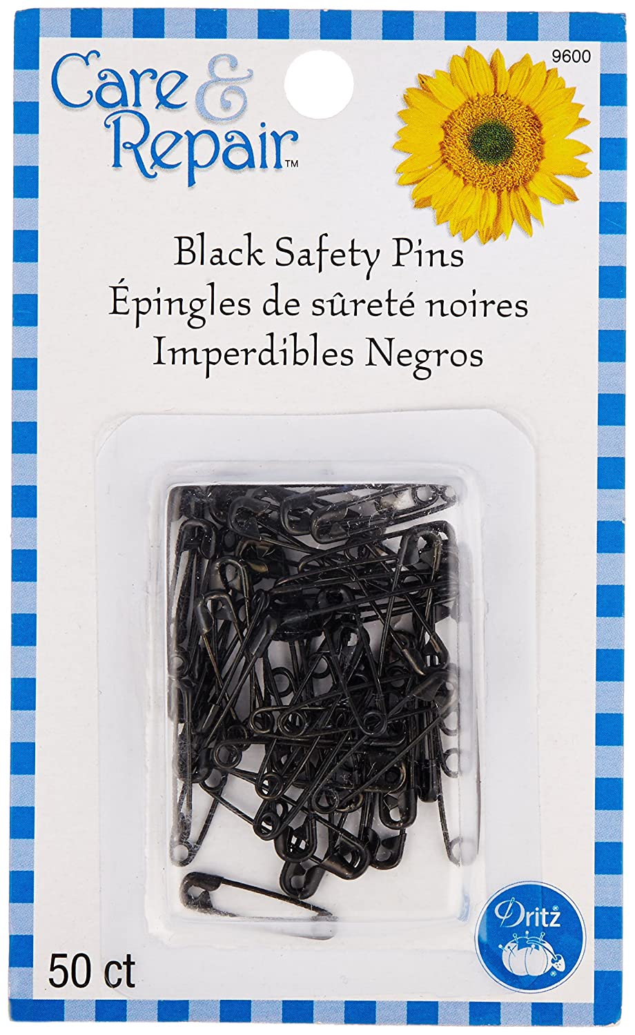 Safety Pins Amazon Safety Pins-assorted Sizes 50/