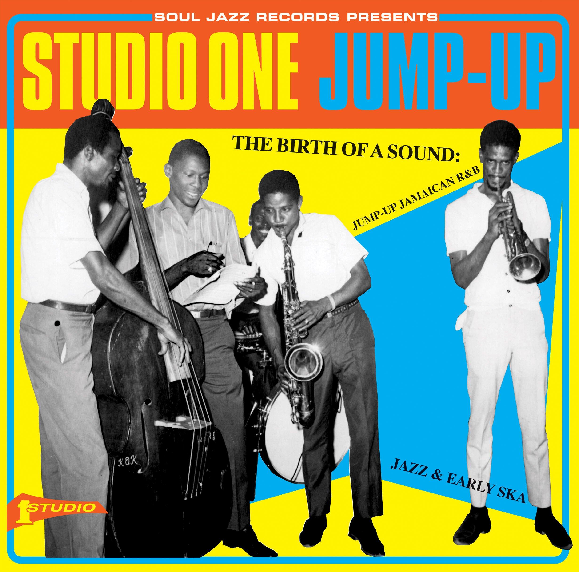 VA - Studio One Jump-Up-2015-GrindsMan Download
