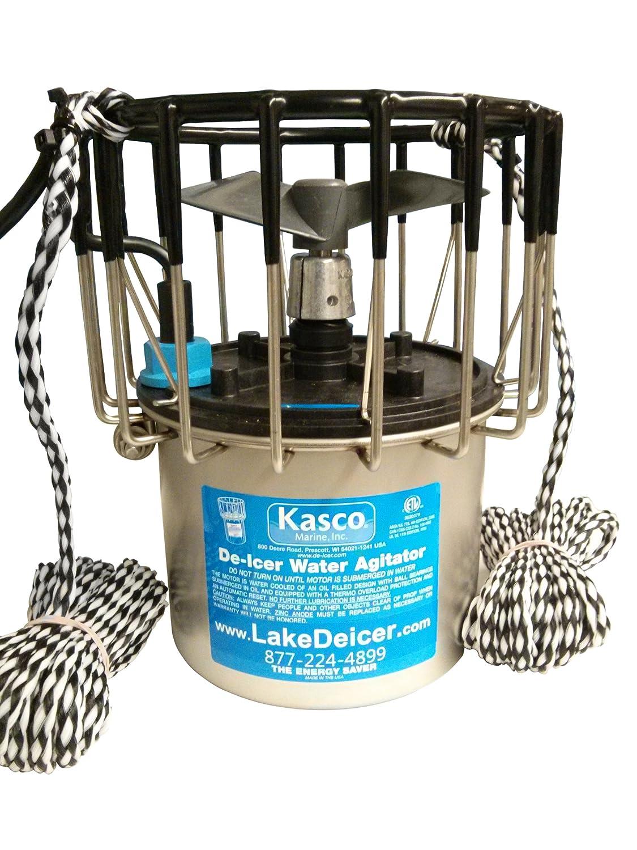 Kasco de icer marina and pond de icing solutions kasco for Kasco marine de icer motor