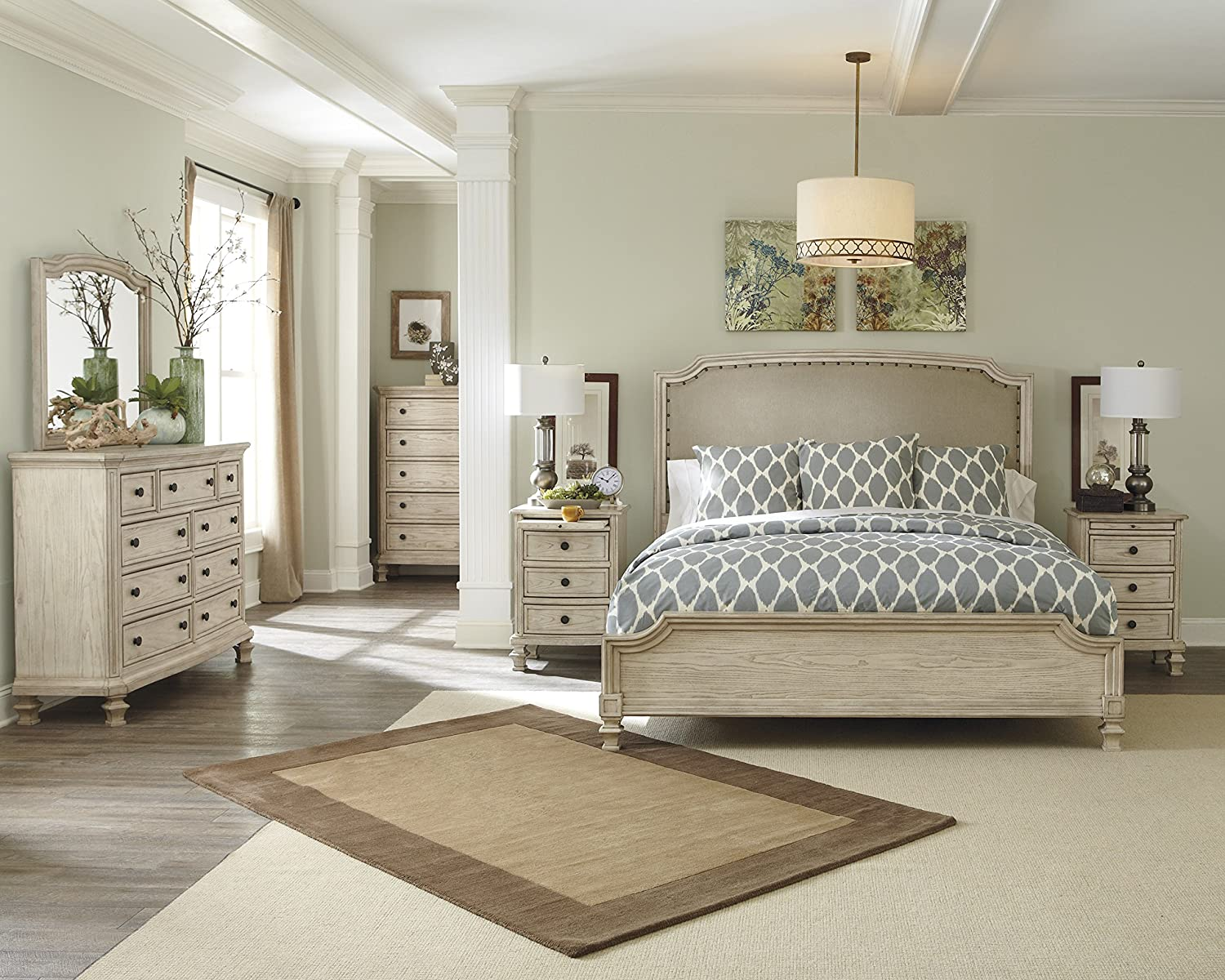 Demarlos Bedroom Set #furniture