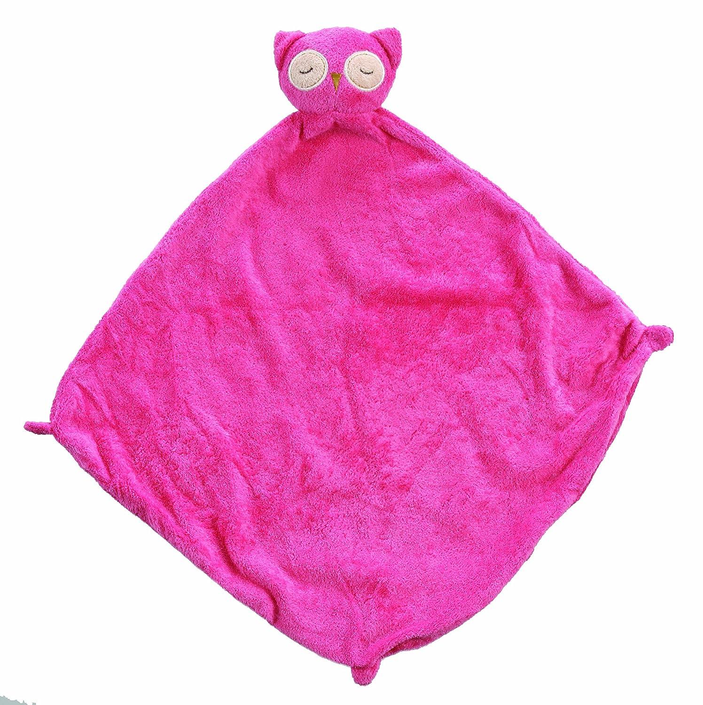 Angel Dear Blankie, Fuchsia Owl костюмы angel dear платье и капри