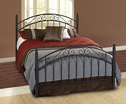 Hillsdale Willow Bed Set - King - w/Rails