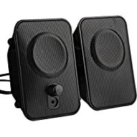 AmazonBasics AC A150 Powered Computer Speakers
