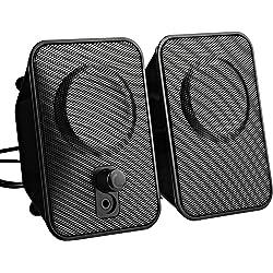 AmazonBasics AC A150 Powered Computer Speakers