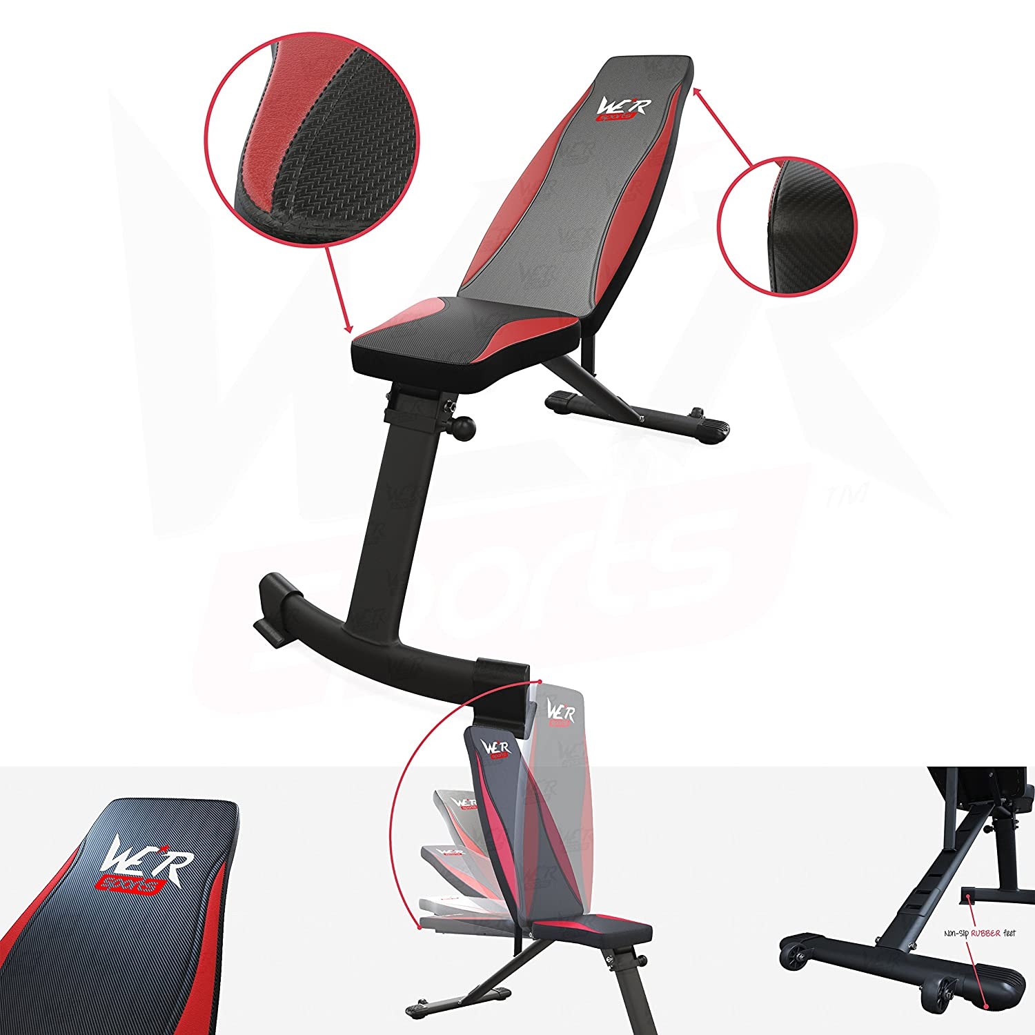 Top 20 Best Adjustable Fitness Weight Benches 2018 2020 On