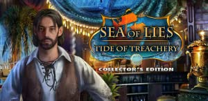 Sea of Lies: Tide of Treachery Collector's Edition by Big Fish Games