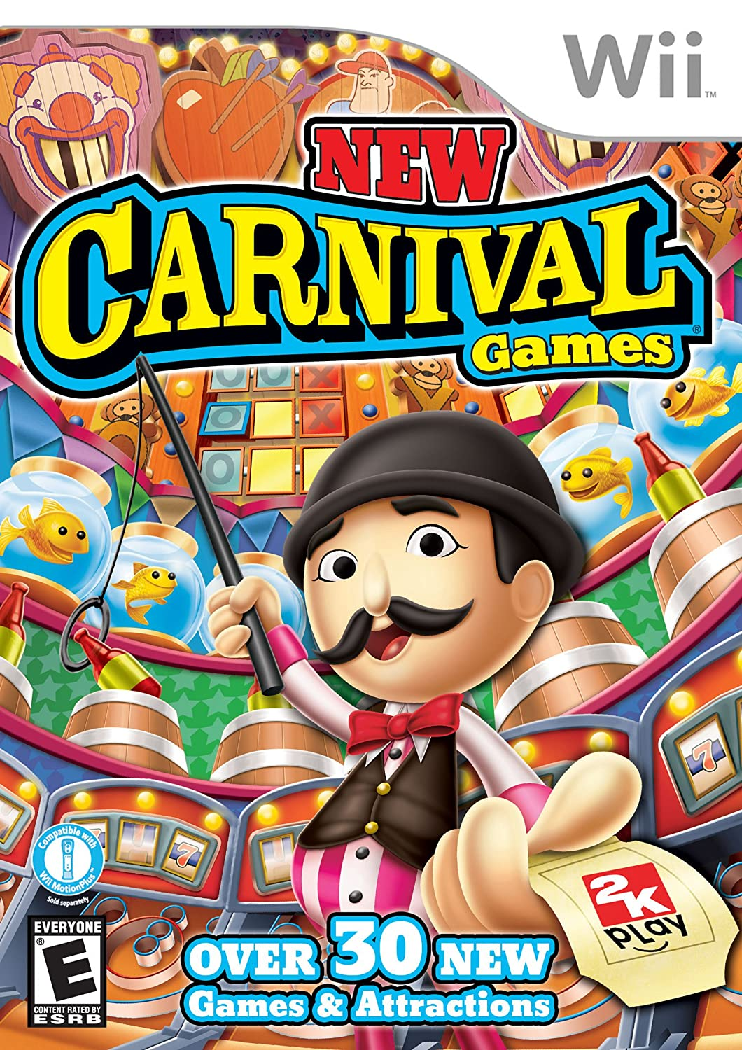 Amazoncom Carnival Games  Nintendo Wii Artist Not