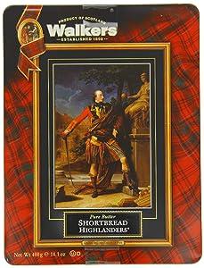 Shortbread Highlanders