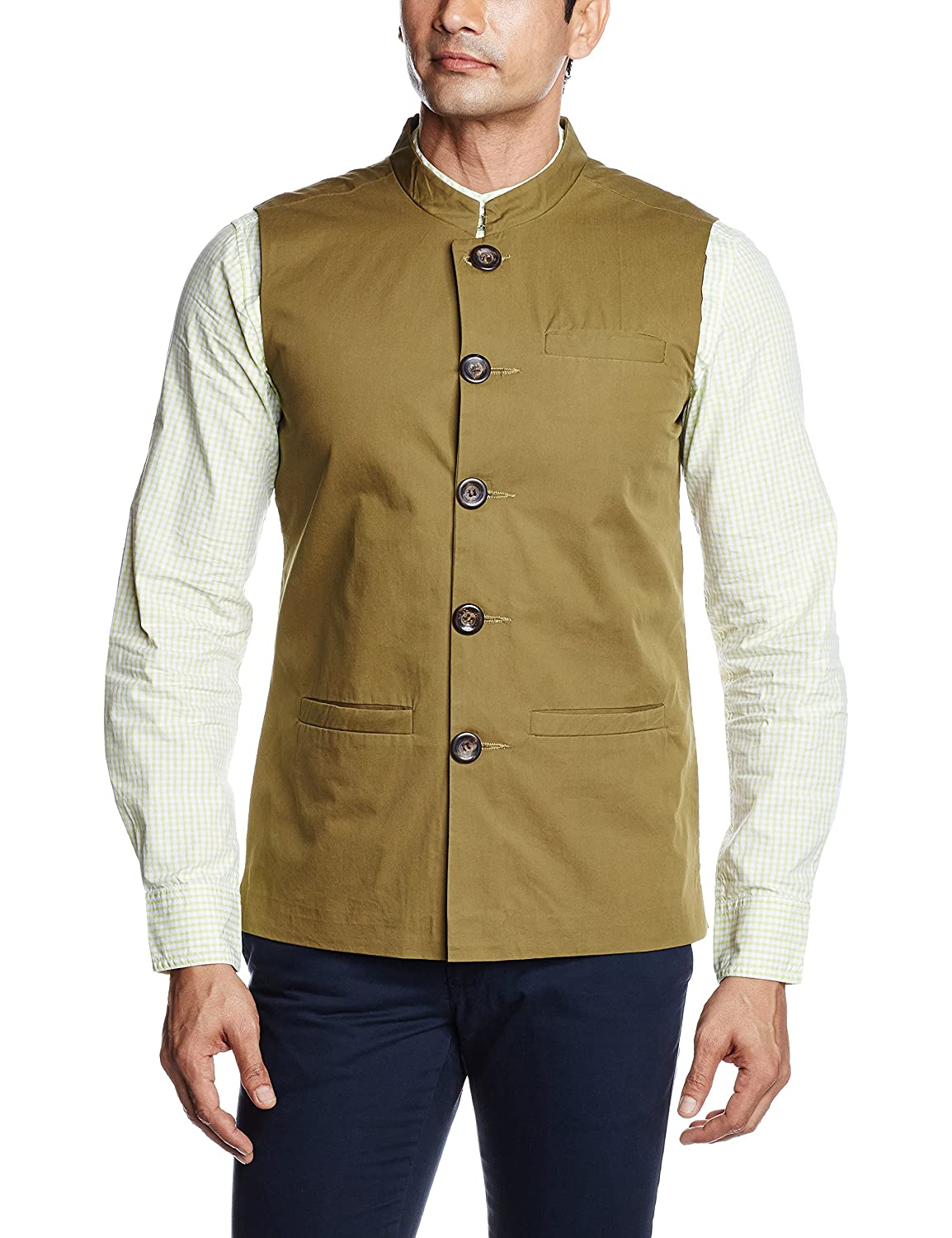 People Mens Cotton Jacket