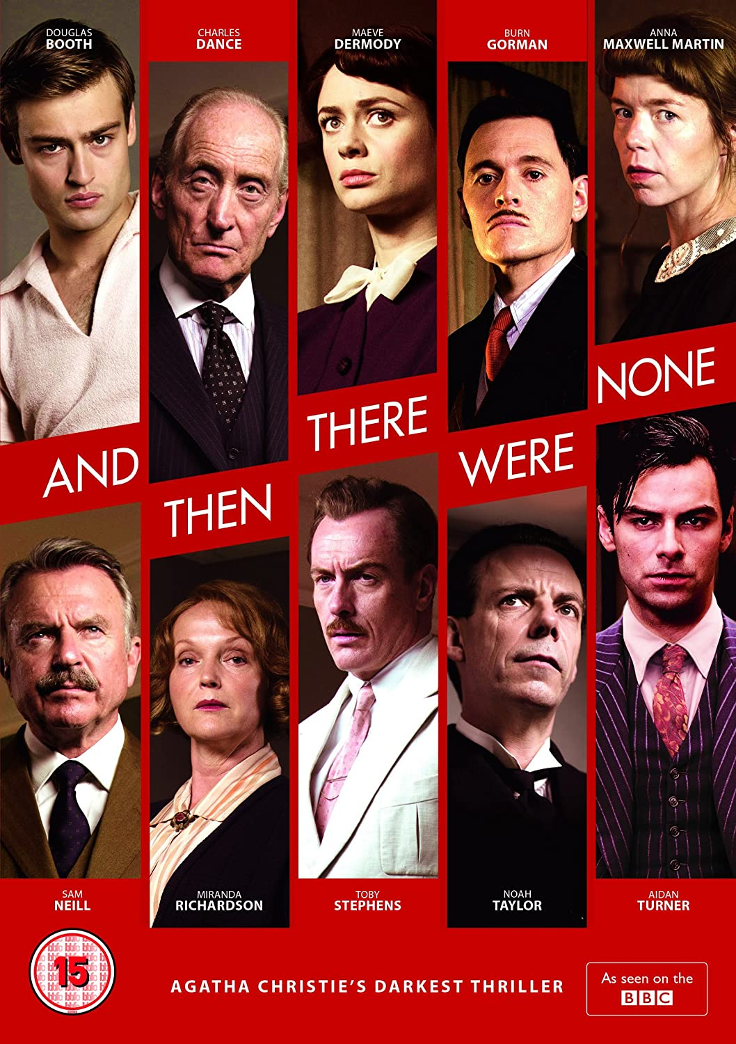 an analysis of agatha christies book and then they were none Agatha christie, and then there were none more about this story ten strangers arrive on an island invited by an unknown host each of them has a secret to hide and a crime for which they must pay  it was performed in 1943 under the book's original uk title, and the ending was changed as both she and the producers were concerned about.