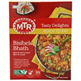 MTR Ready To Eat Bisibele Bhath, 10.58 Ounce