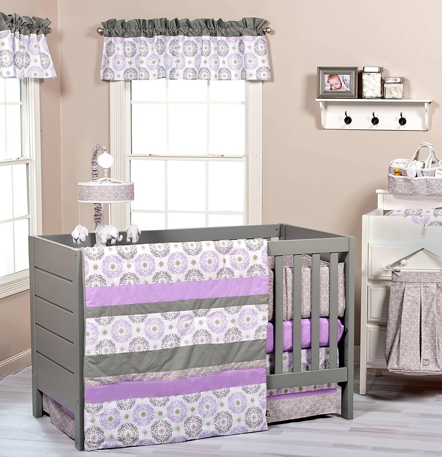 Trend Lab Florence Crib Bedding
