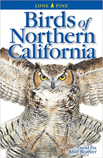 Birds of Northern California (Lone Pine Field Guides)