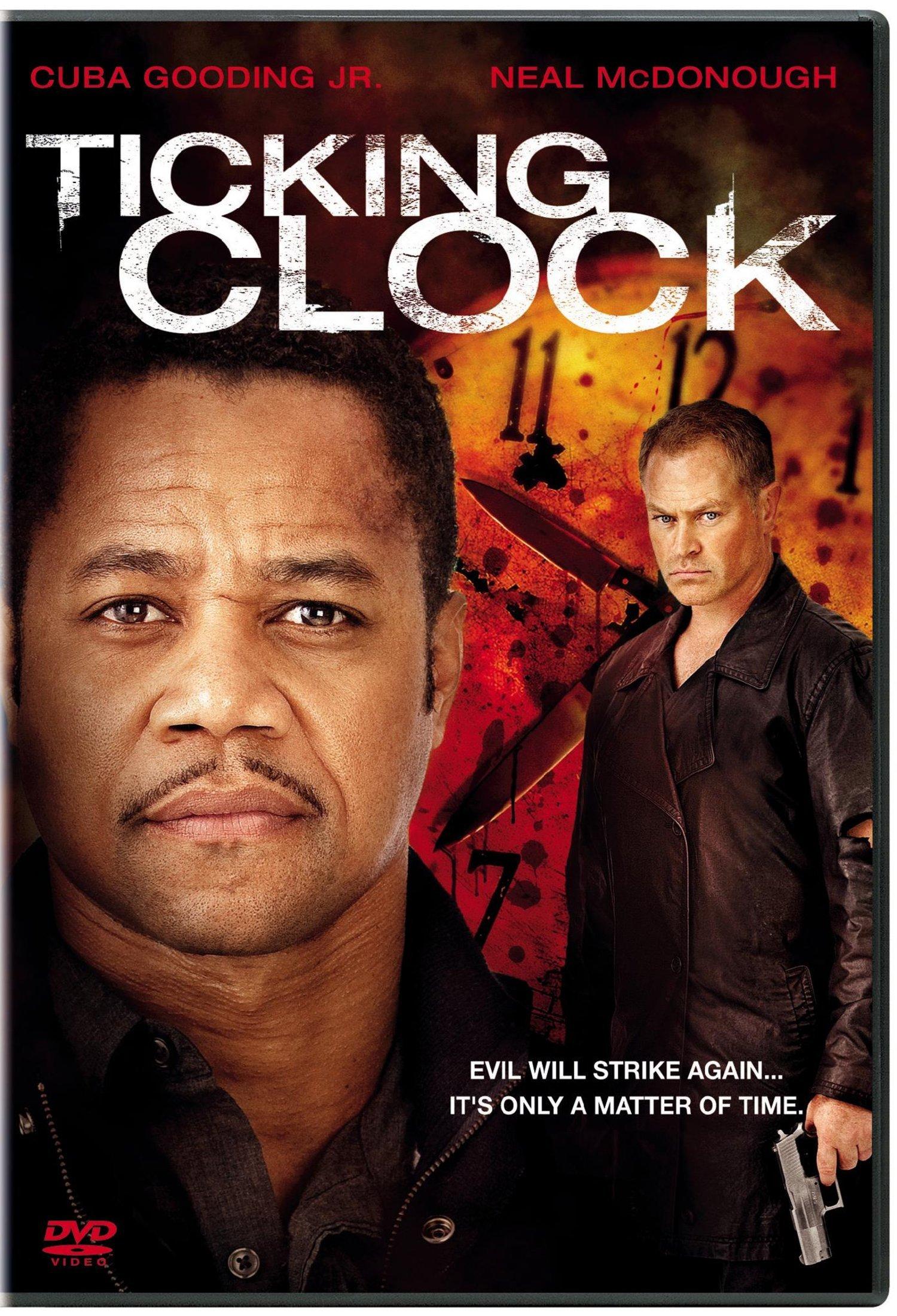 美国2010最新动作《时钟》DVD中字