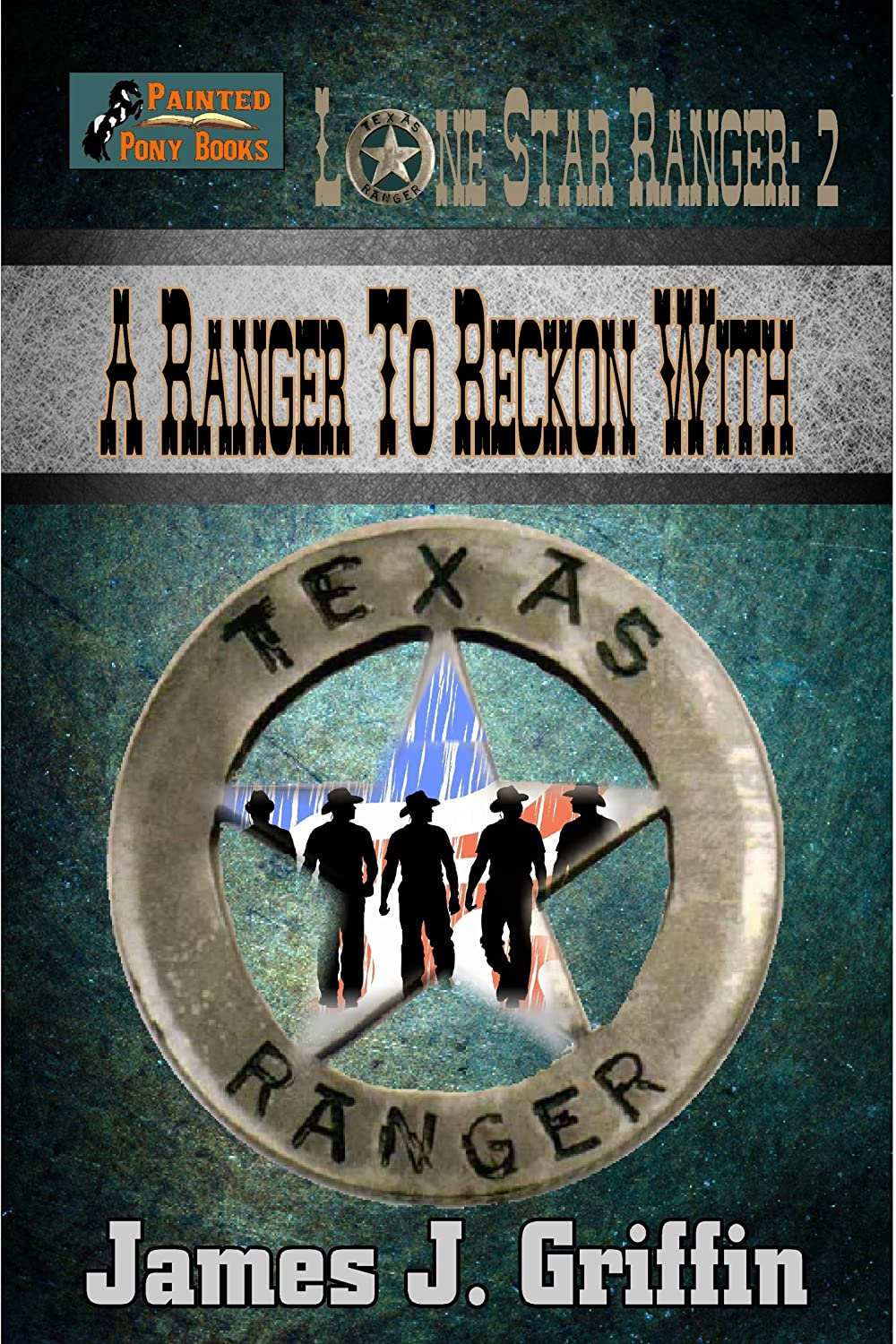 Ranger to Ride With Vol 2 Cover