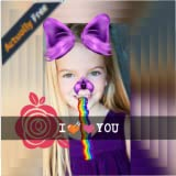 Funny Photo Snap & Sticker Editor Pro (Free) ☠📷