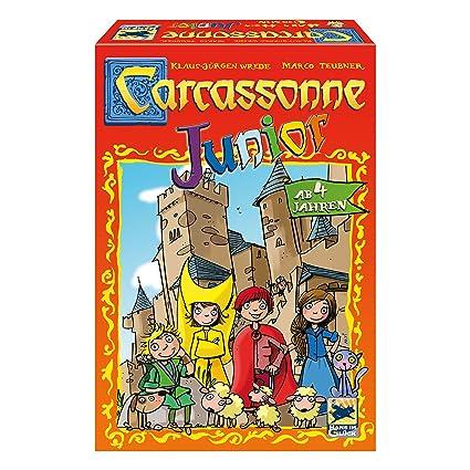 Hans im Gluck 48270 Jeu Stratégique Carcassonne - Junior