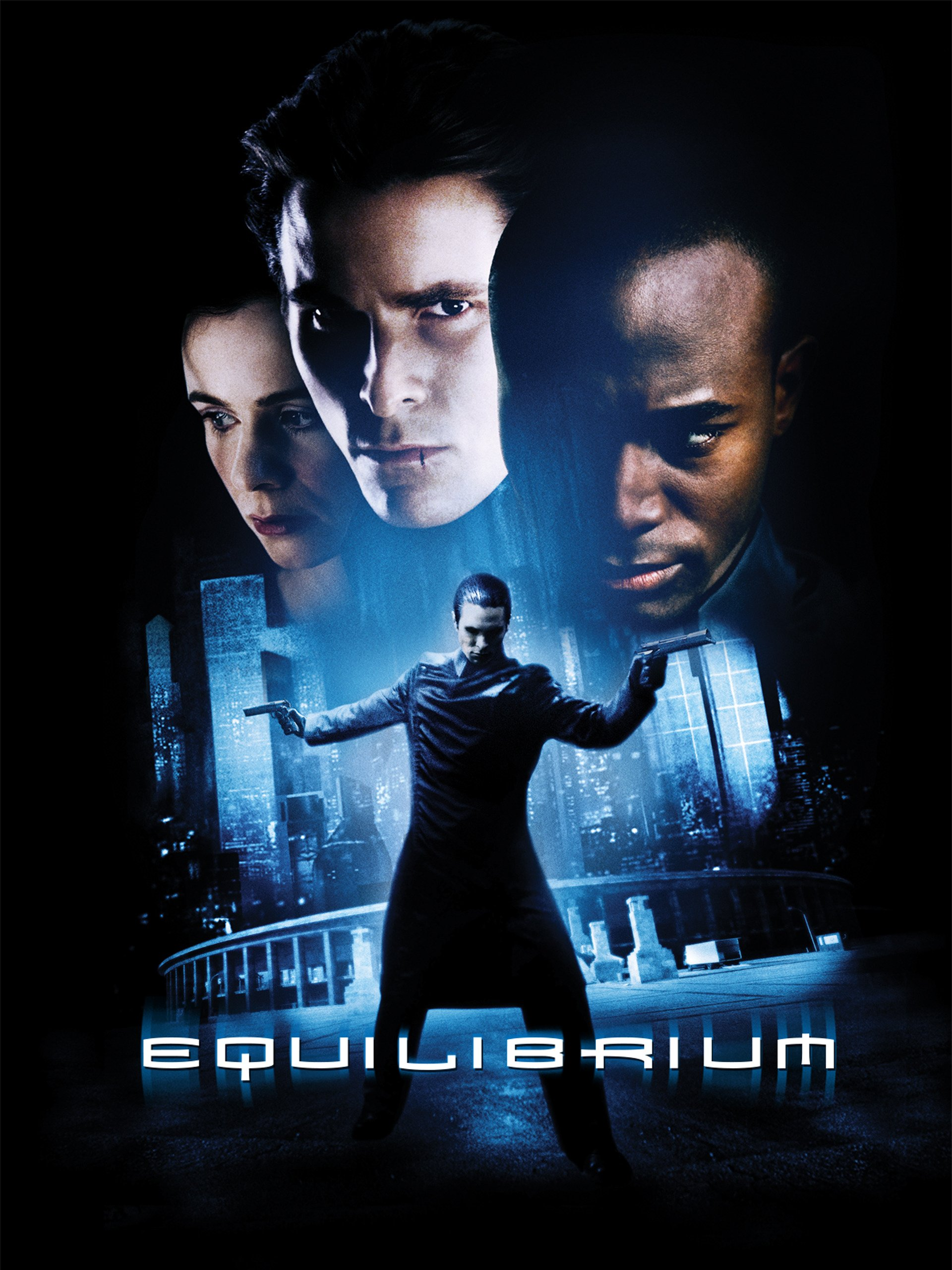 Equilibrium on Amazon Prime Instant Video UK
