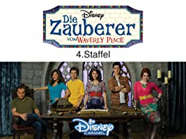 Die Zauberer vom Waverly Place - Staffel 4